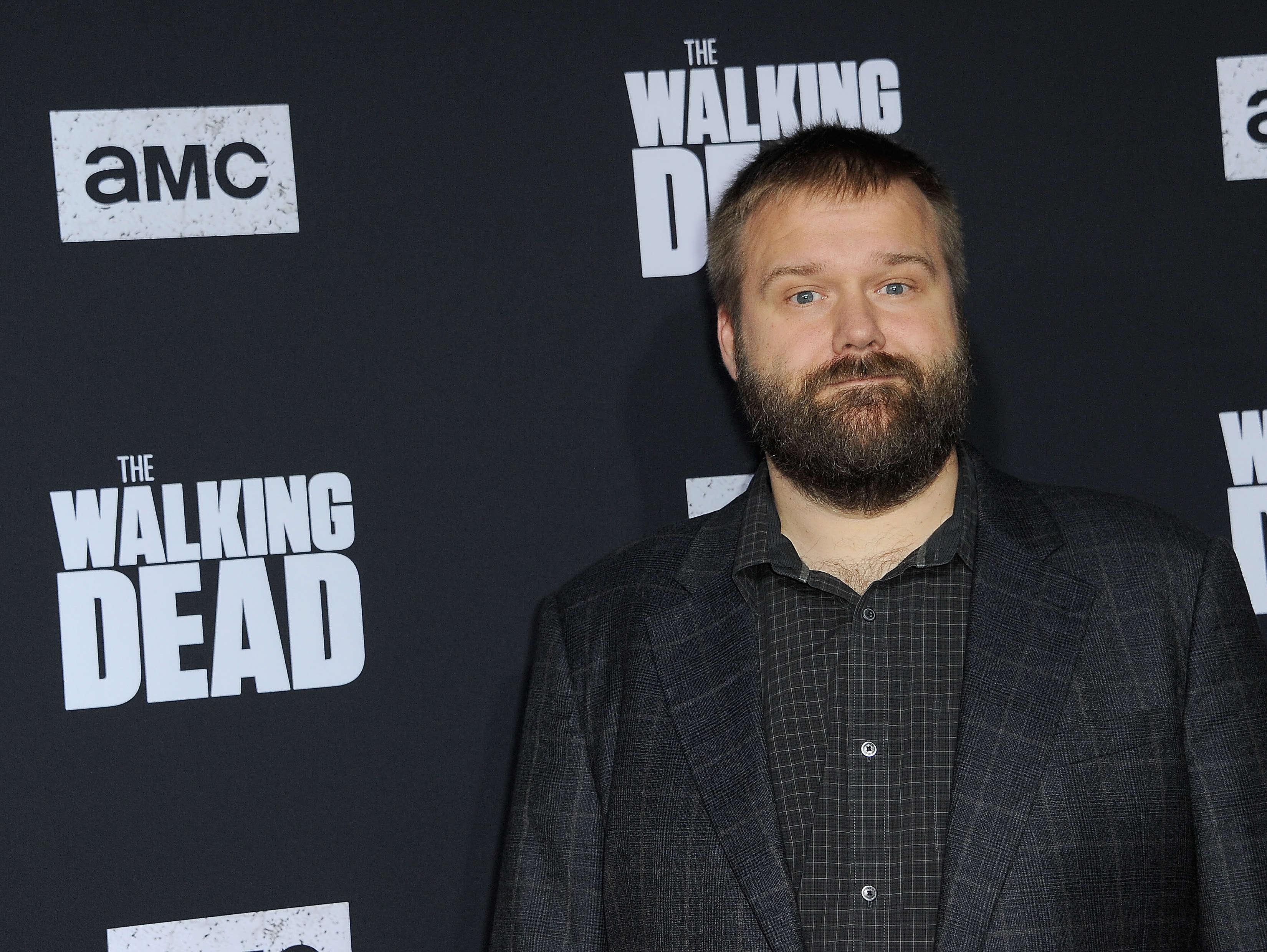 Robert Kirkman teases Invincible S2, new Dracula sidekick movie Renfield, and 'lots more Walking Dead'