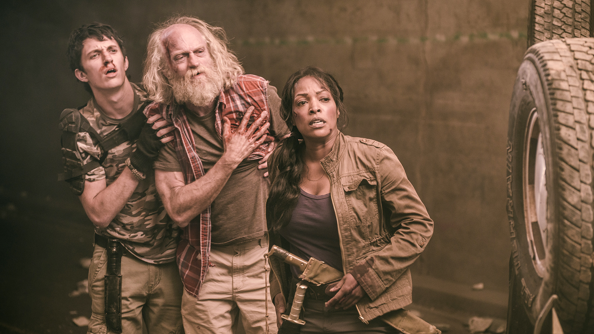 Z Nation Quiz Z Nation Which Character Are You Syfy