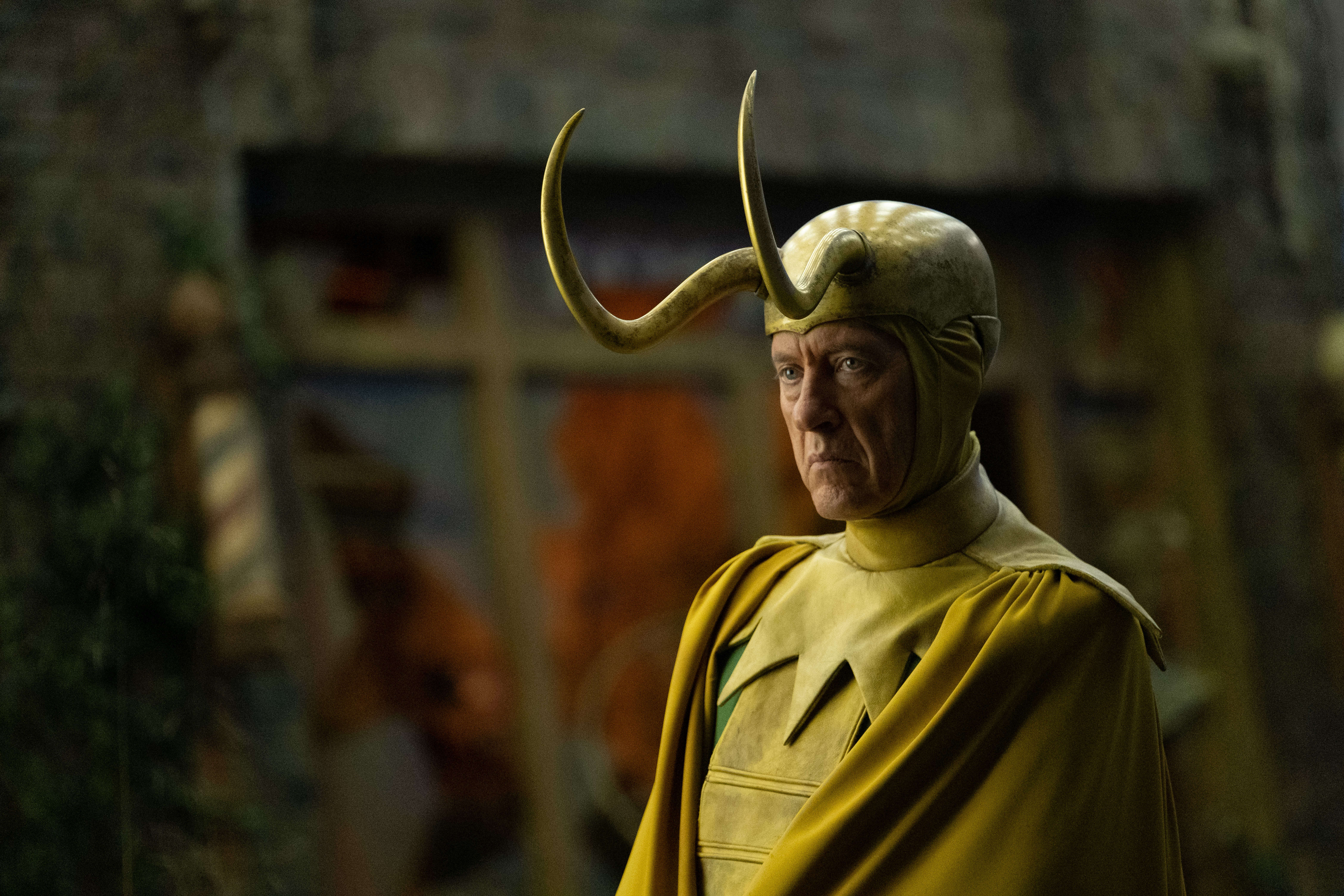 Richard E. Grant is 'still grouching' about the Classic Loki muscle suit he never got to wear
