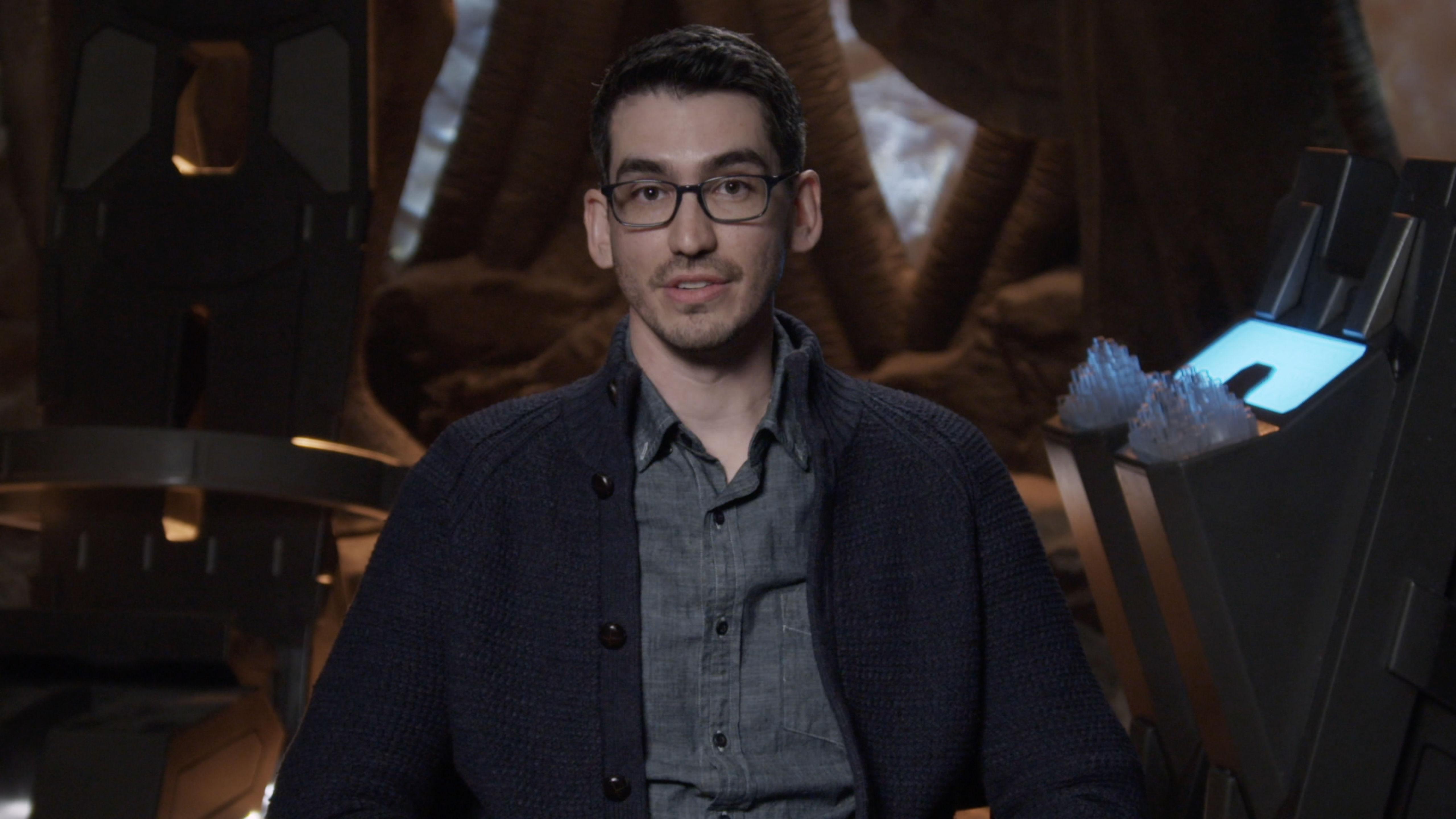 Krypton News – Krypton's Co-Executive Producer Luke Kalteux Talks