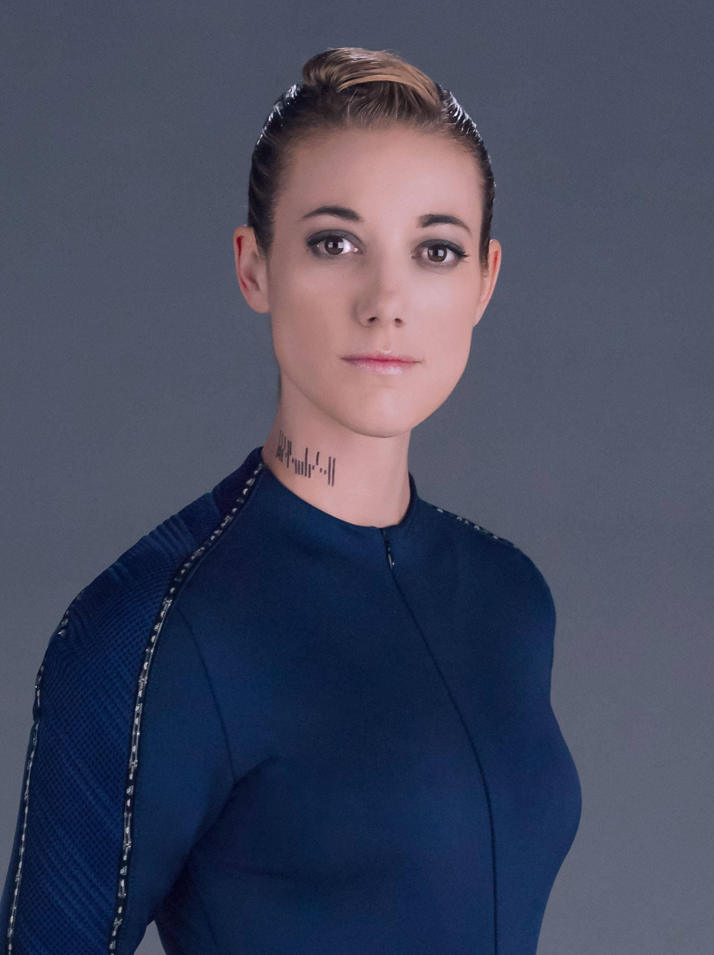 zoie palmer is she married