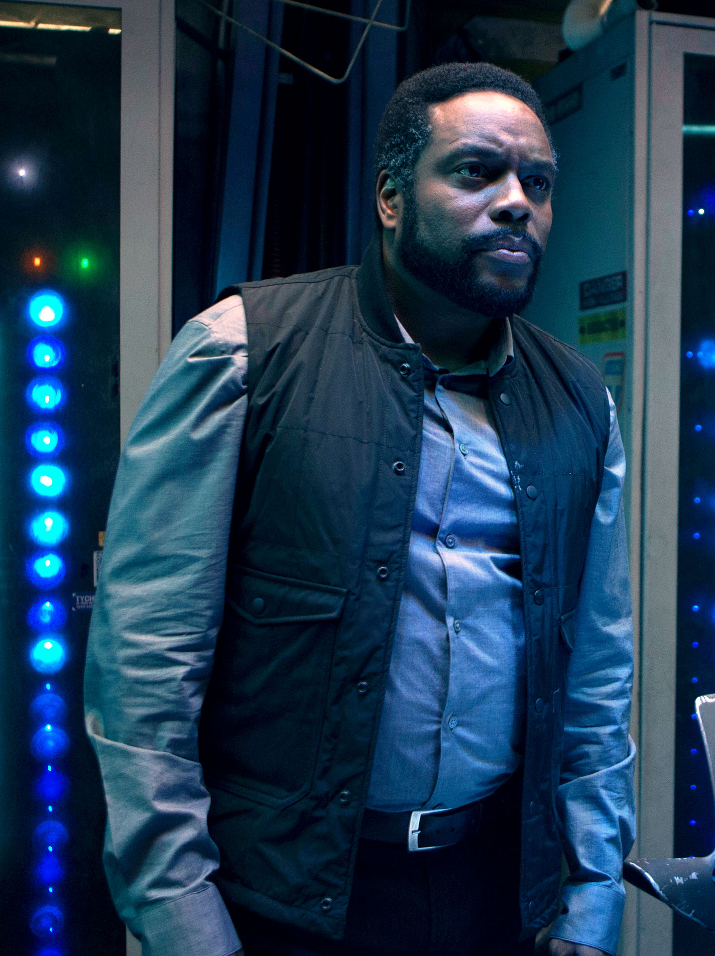 Chad L Coleman Character The Expanse Syfy Wire