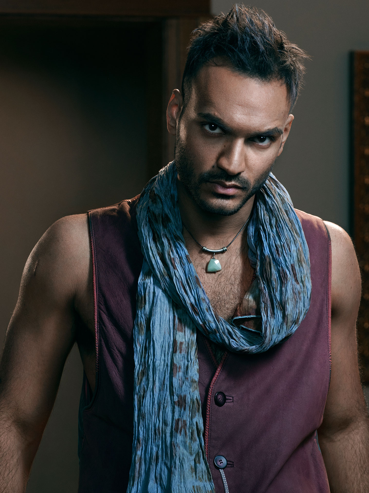 "The Magician Tarot: Arjun Gupta (William ""Penny"" Adiyodi) – Cast"
