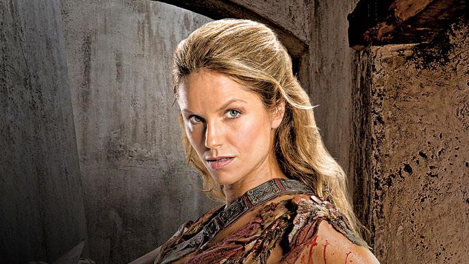 Ellen Hollman (Saxa) – Cast | Spartacus | SYFY WIRE Ellen Hollman Saxa