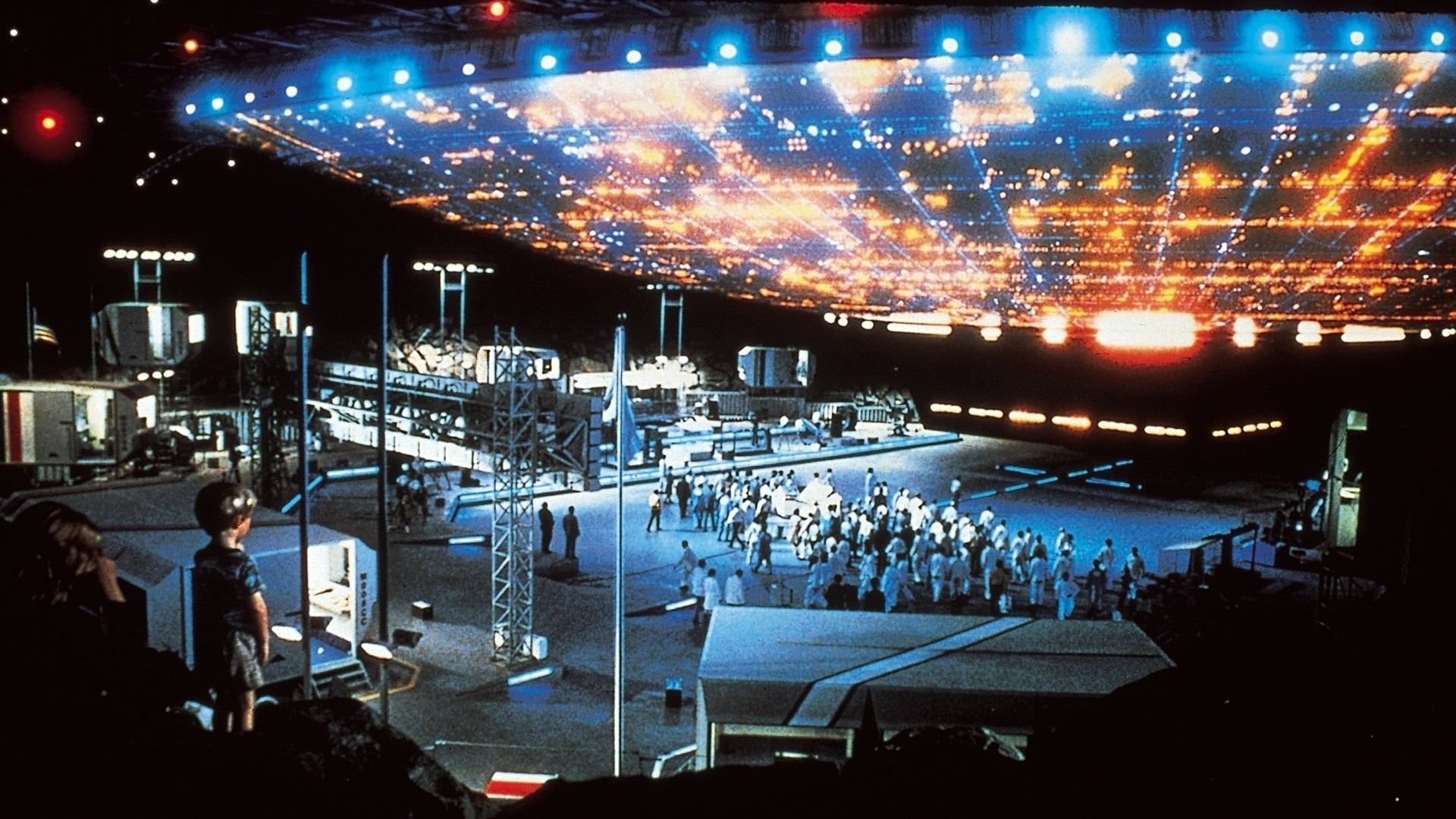 Close Encounters of the Third Kind - SciFi -Drama