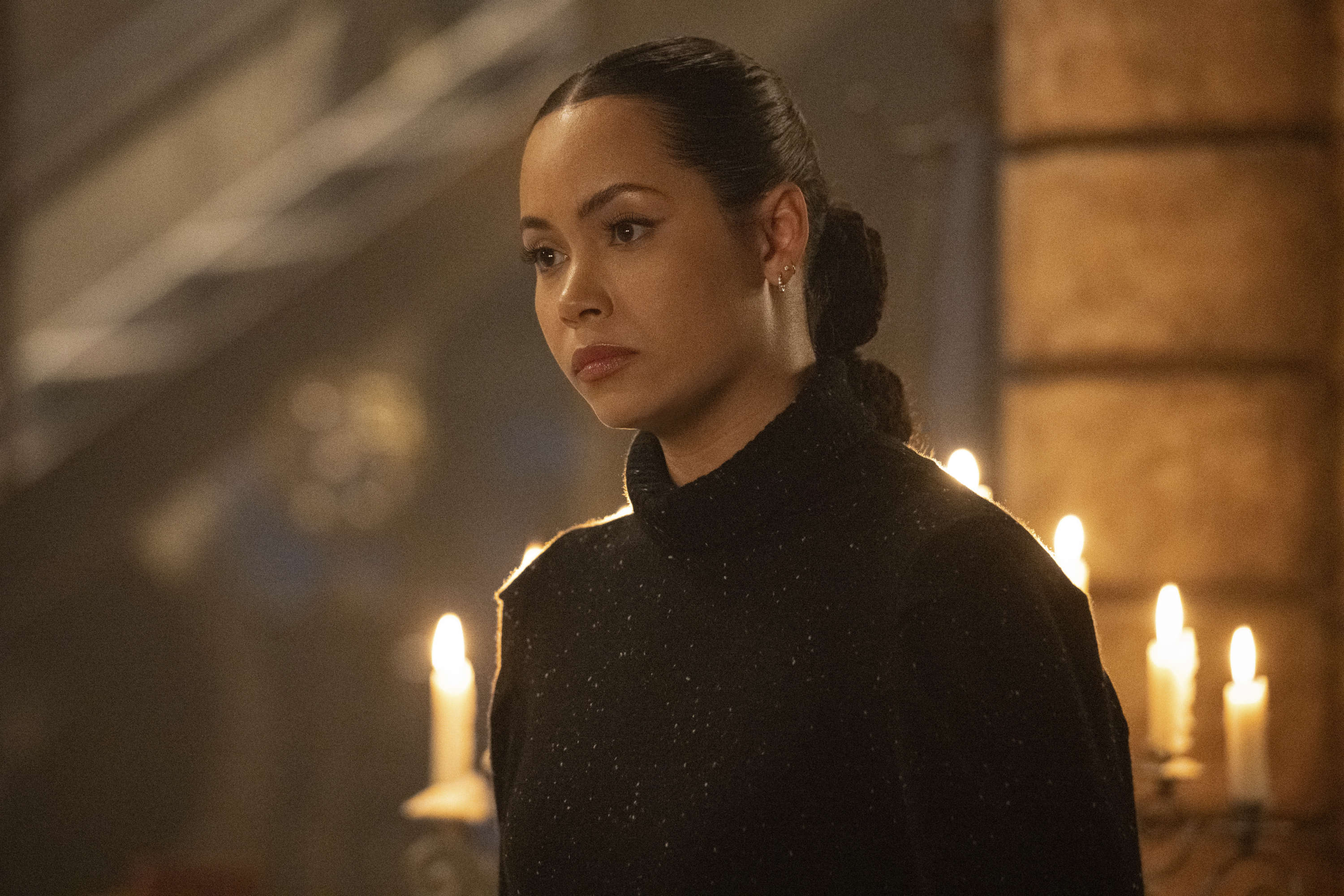Original Charmed star Madeleine Mantock makes 'difficult decision' to leave The CW series after Season 3