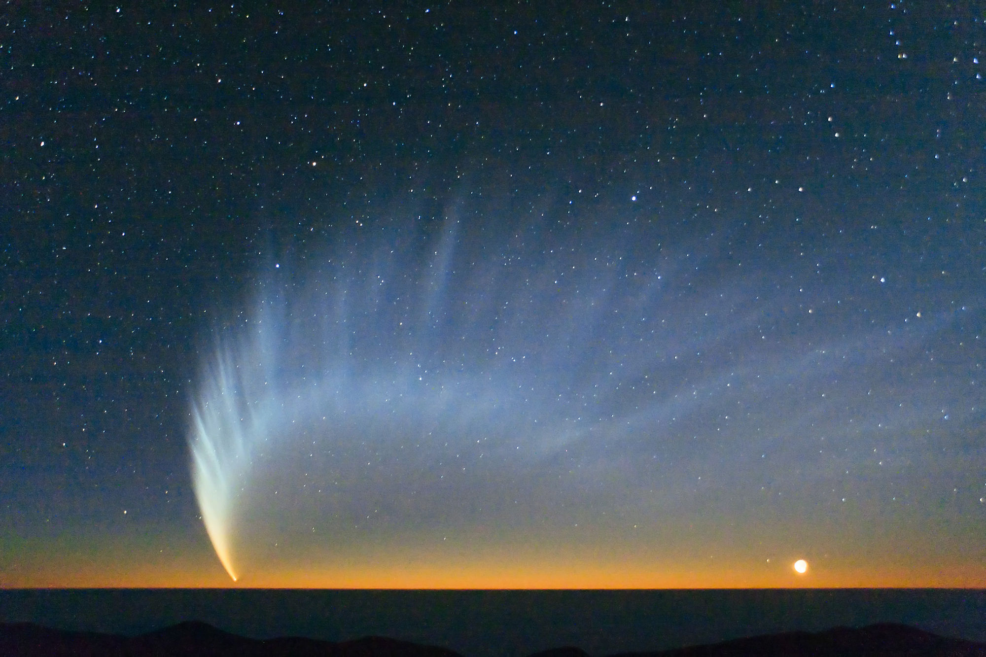 13,000 years ago, a comet may have nuked a Paleolithic village out of existence