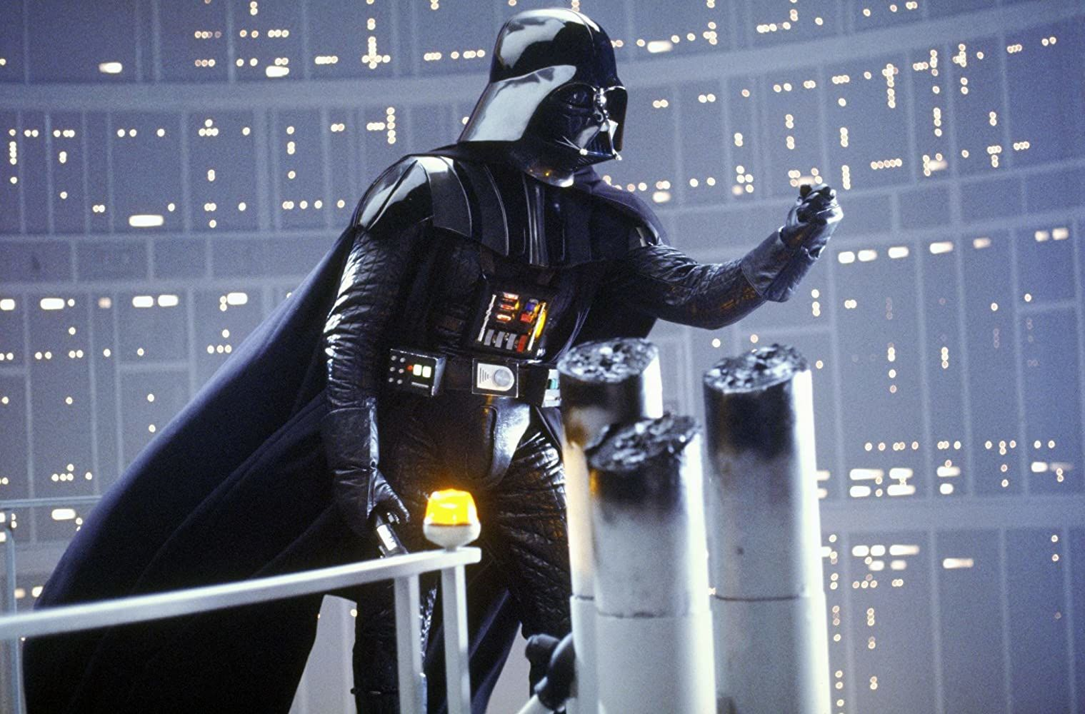 Darth Vader-cosplaying lottery winner in Jamaica scores $95 million, could fund new Death Star
