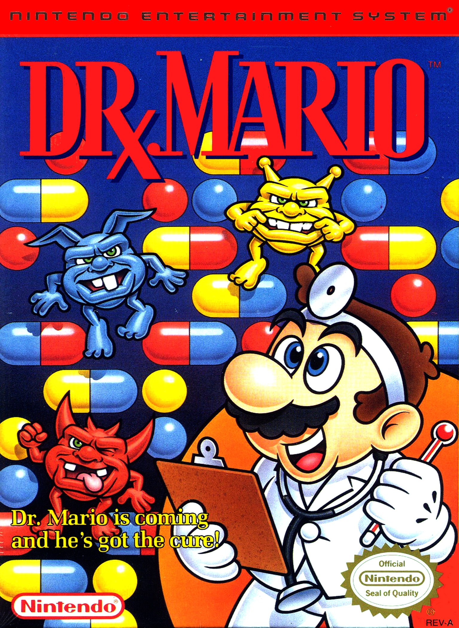 Chosen One of the Day: Dr  Mario