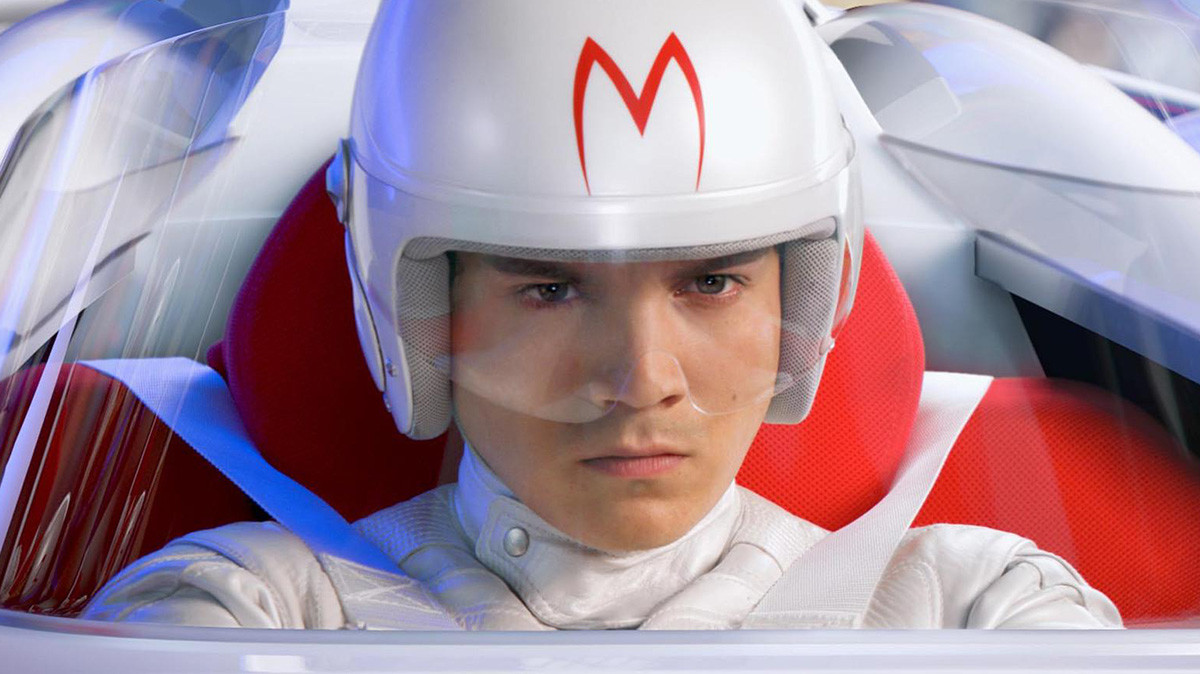 emile hirsch pushing for speed racer 2, which already has a script