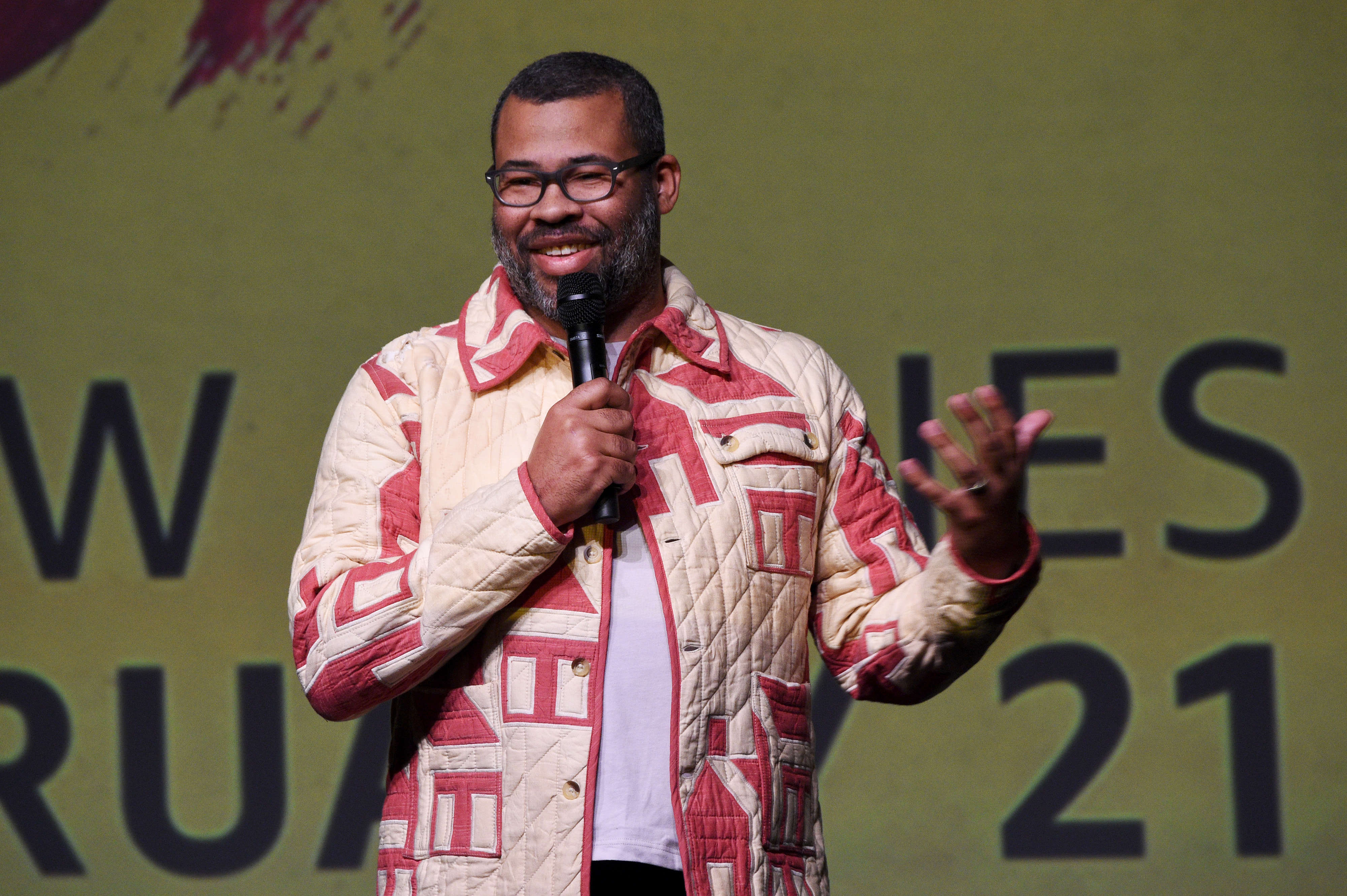 'Nope': Jordan Peele reveals one-word title and poster for next film, promises a 'new terror'