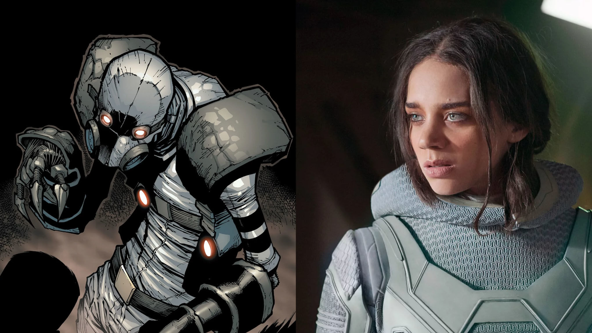Who is Ghost? A guide to Ant-Man and the Wasp\'s new villain | SYFY WIRE
