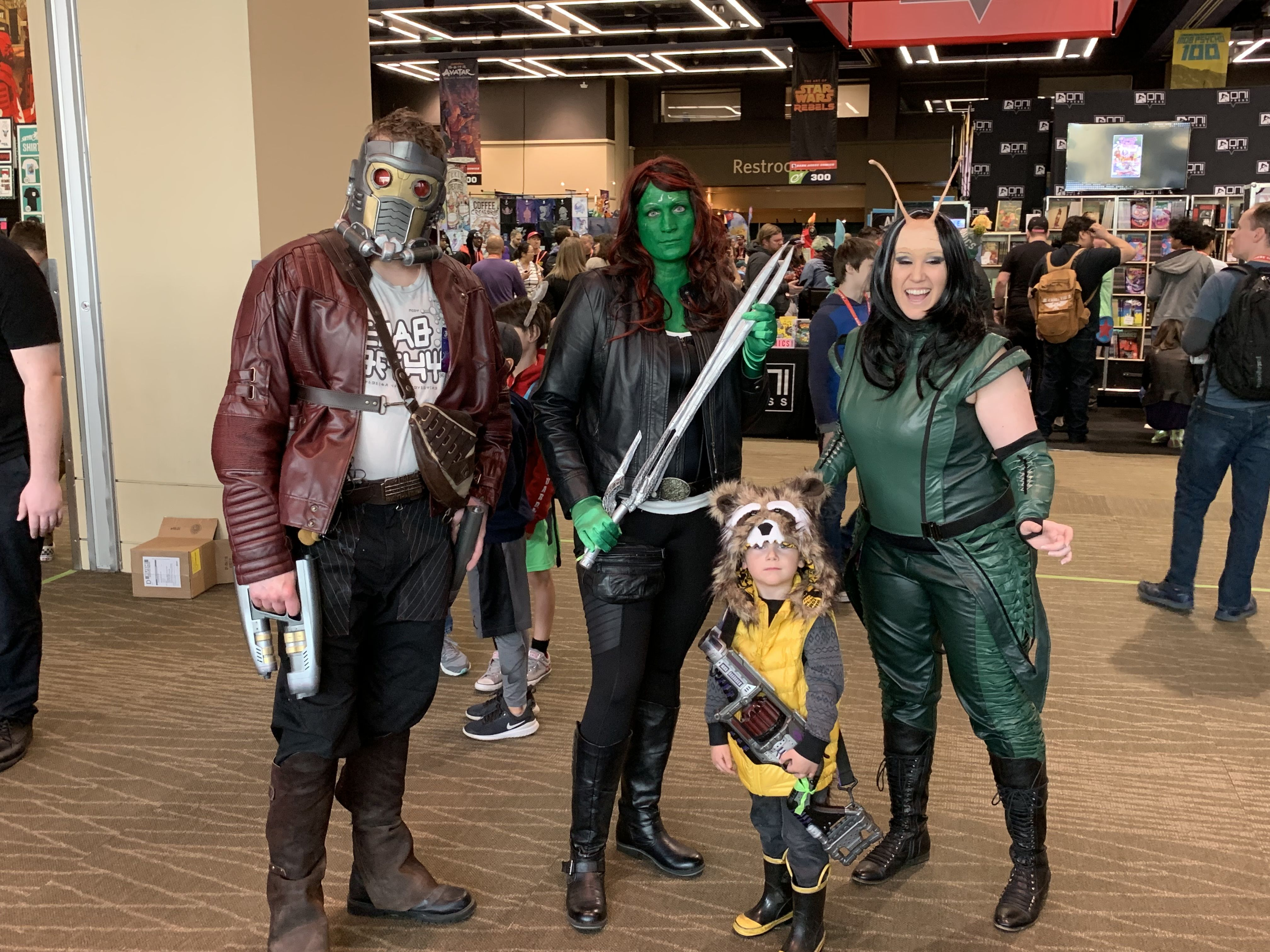 ECCC 2019 Day 4 cosplay gallery
