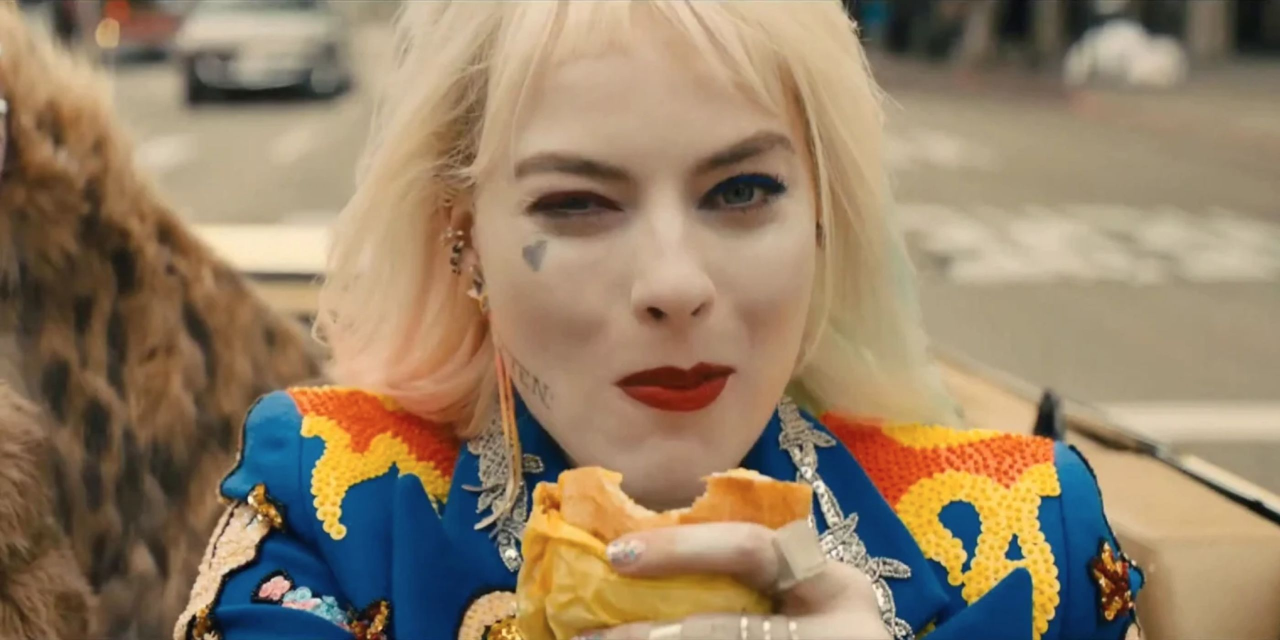 Chosen One Of The Day Harley Quinn S Bodega Sandwich In Birds Of Prey