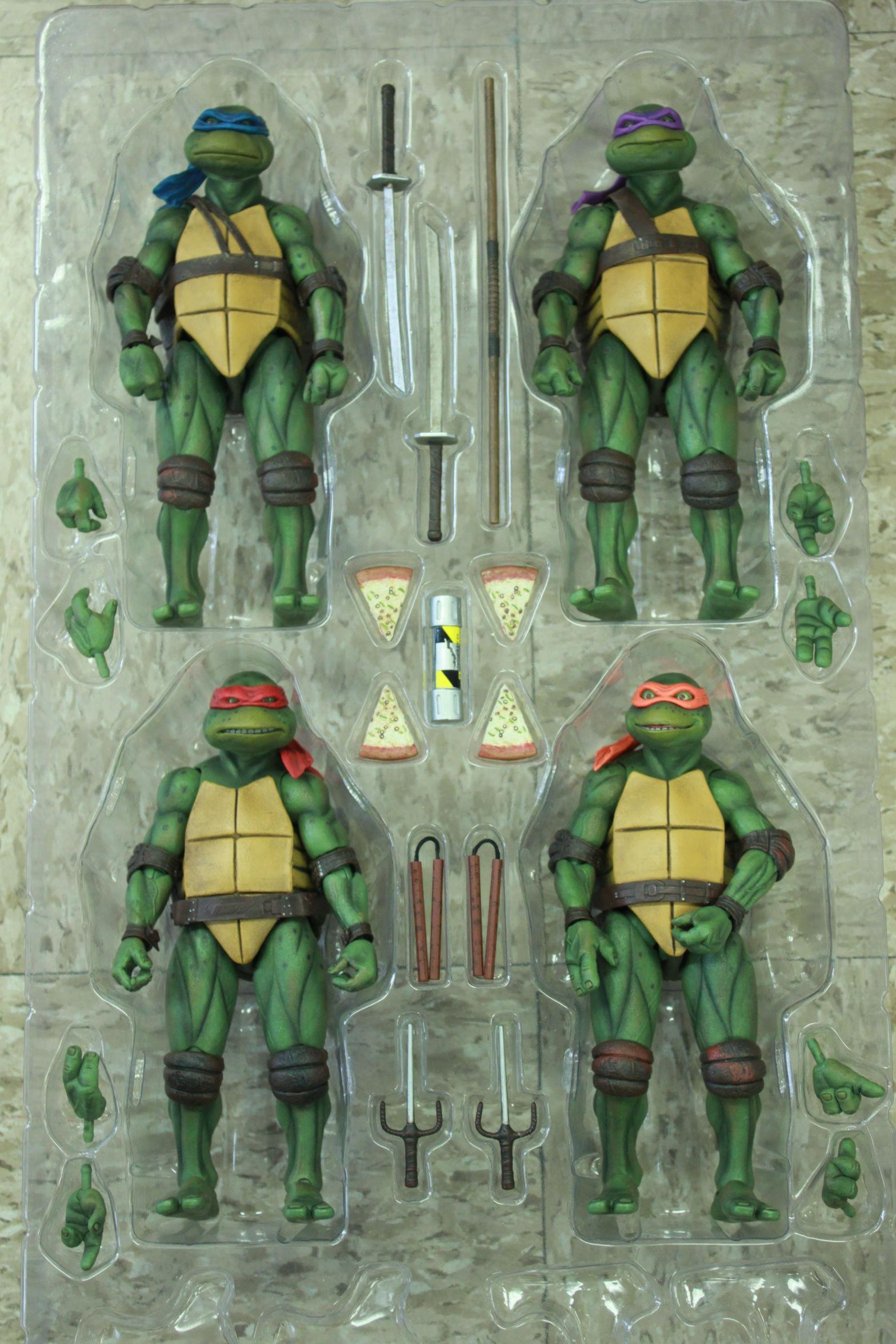 1eeeea0ea Making NECA's Teenage Mutant Ninja Turtles