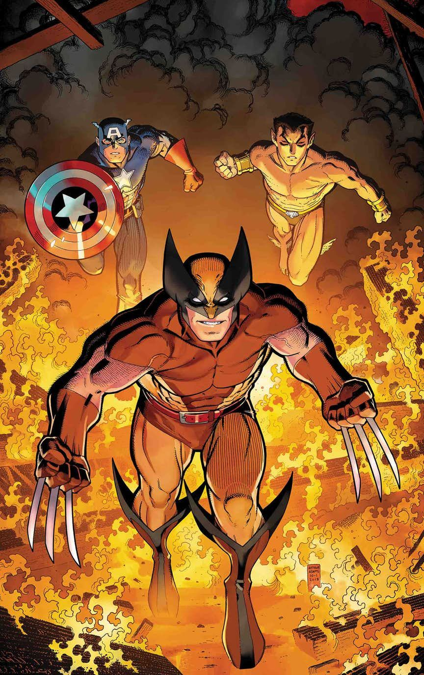 976467027e8 Marvel Comics single-issue solicitations for January 2019   Marvel ...