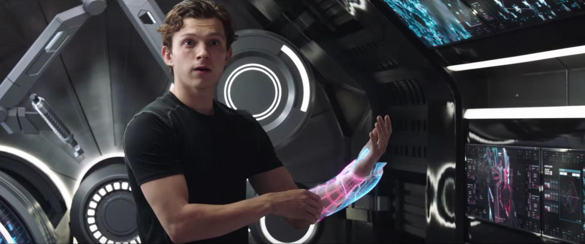Avengers: Endgame: Tom Holland was conned about that funeral