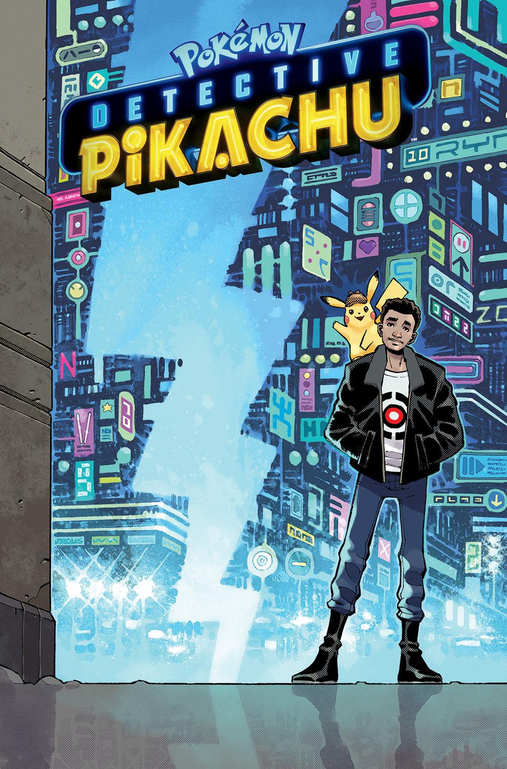 BATMAN NIGHTWALKER THE GRAPHIC NOVEL DC INK 2019 DC COMICS NEW