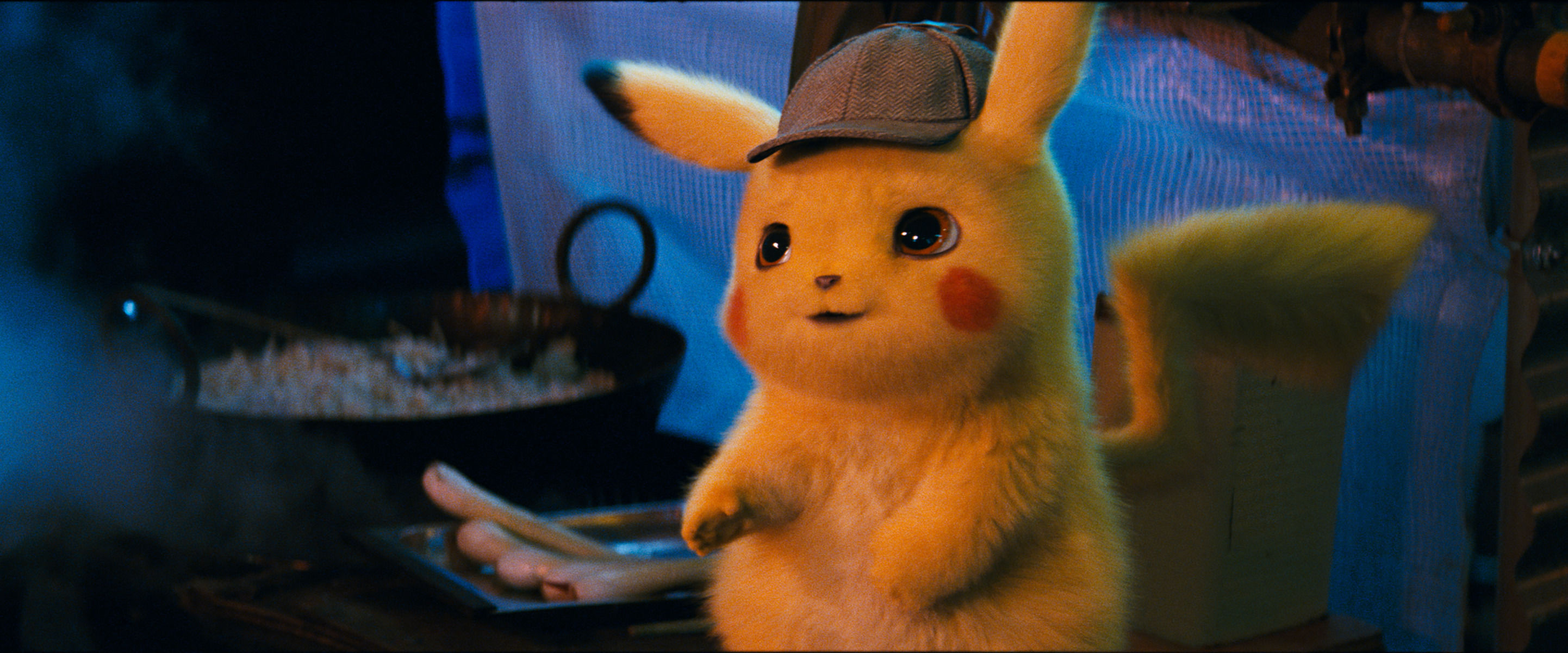 Ryan Reynolds Shares Leaked Detective Pikachu Film Roland Emmerich Directing Moonfall