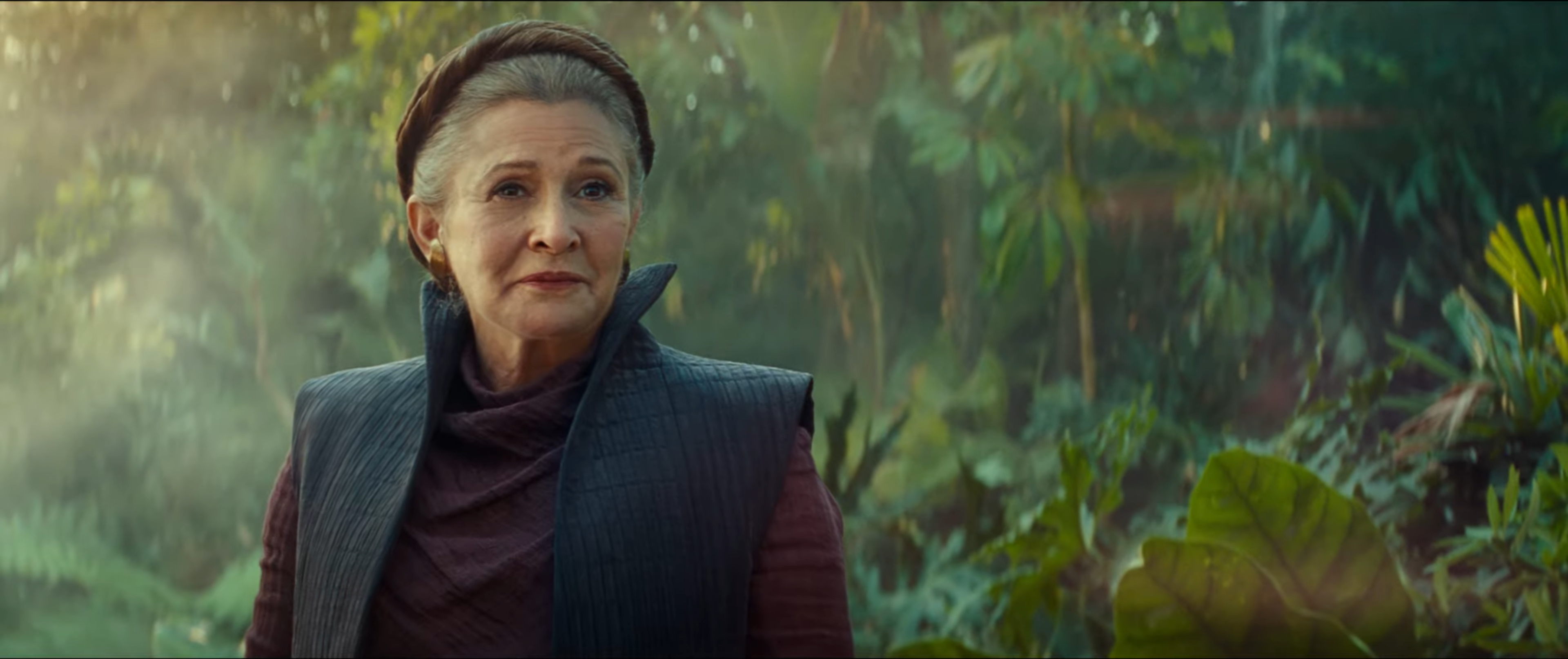 What The Rise Of Skywalker Means For Leia