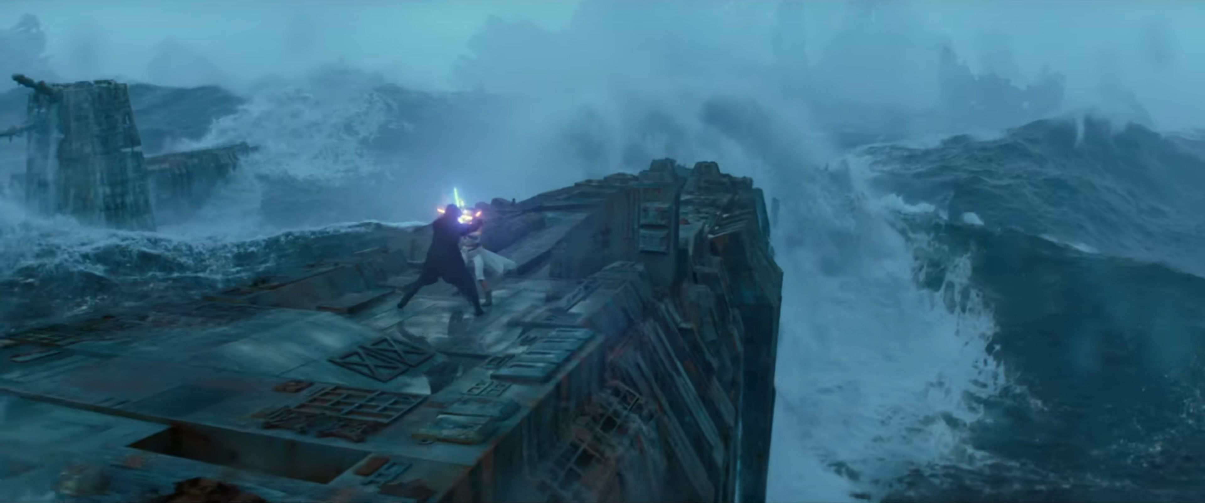 Star Wars Weekly Dark Rey Graces The New Trailer And Threepio Says Goodbye