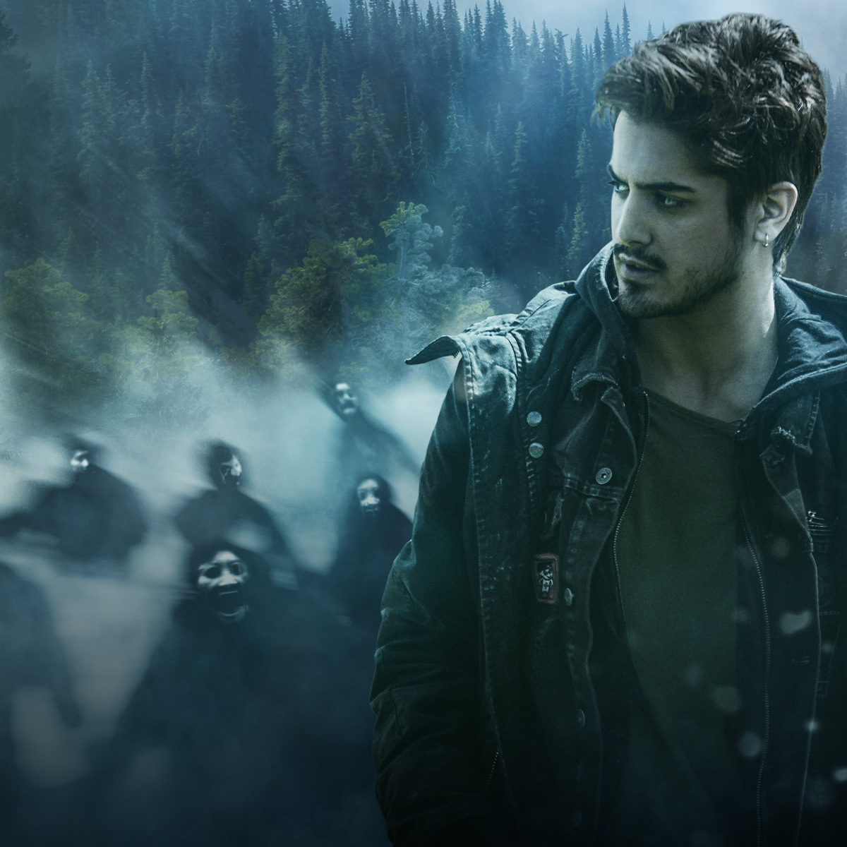 Ghost Wars - Cast | SYFY WIRE