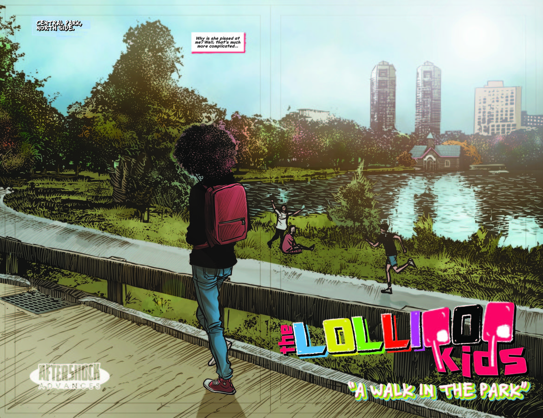 Lollipop Kids #1 Page 4-5