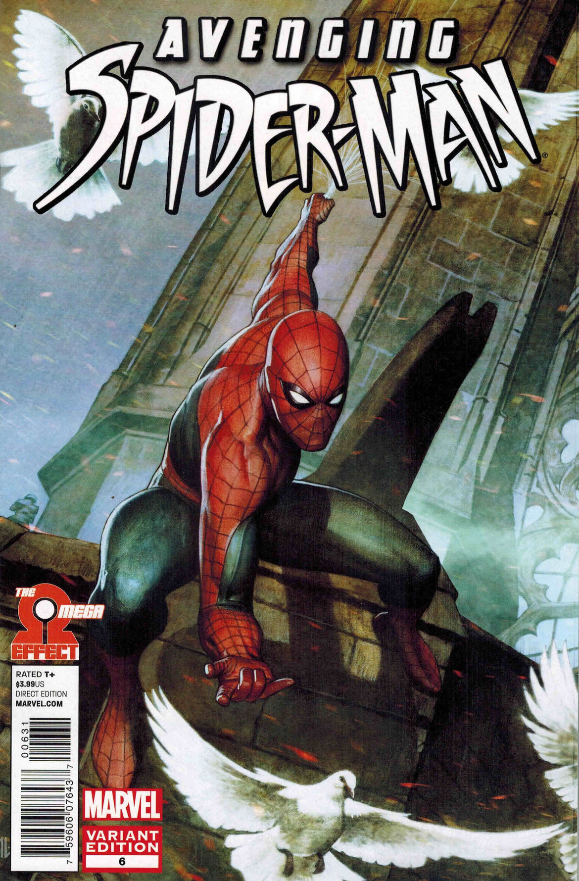 Adi Granov, Spider-Man, Marvel Comics