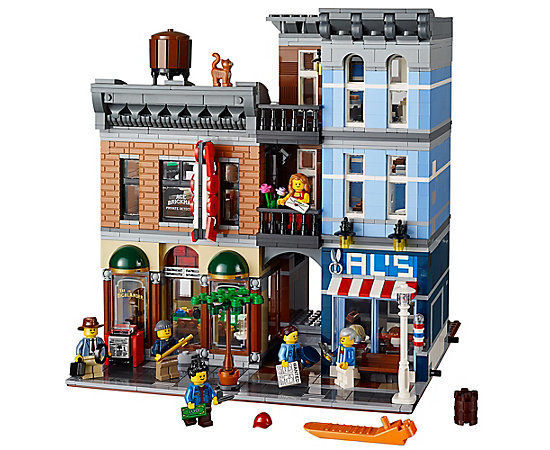 lego creators detective agency