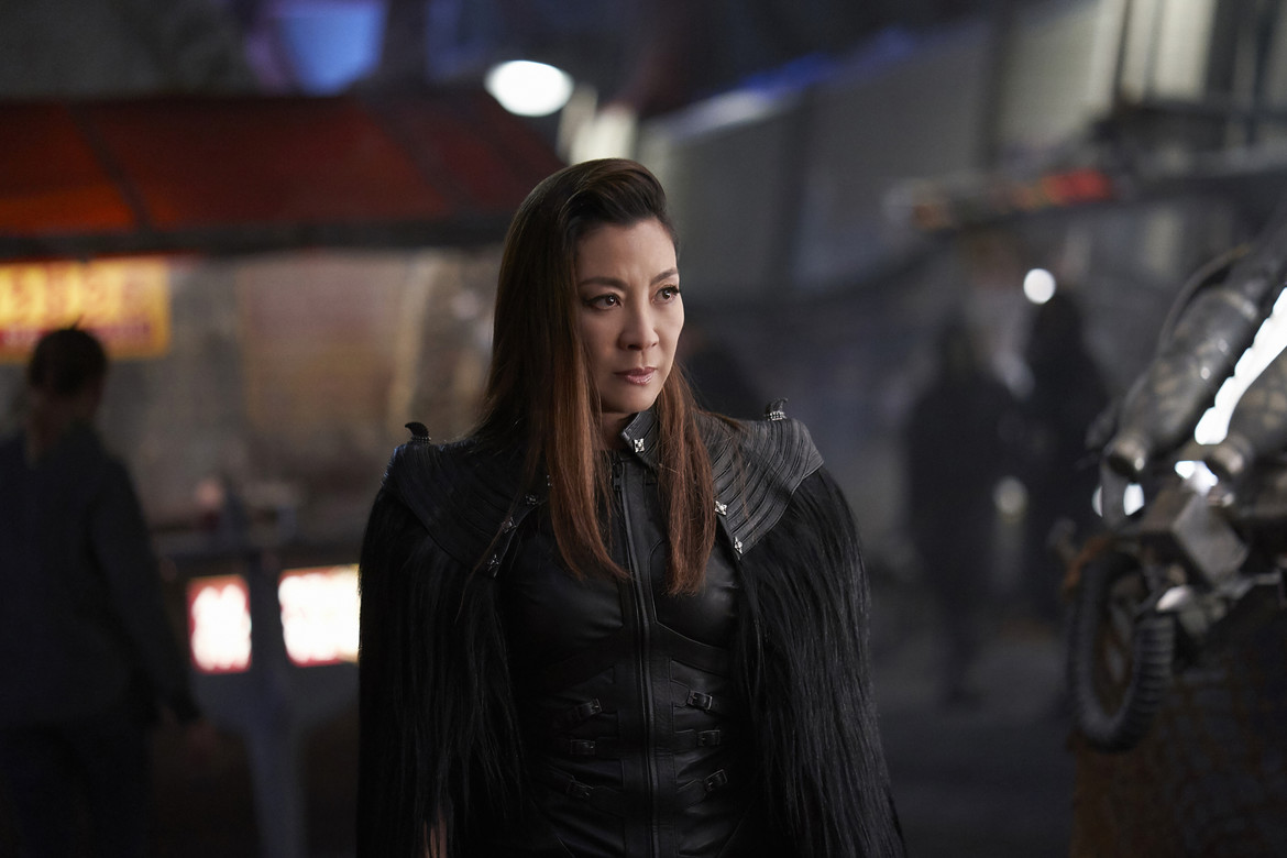 star trek discovery michelle yeoh
