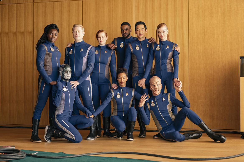 star trek discovery cast