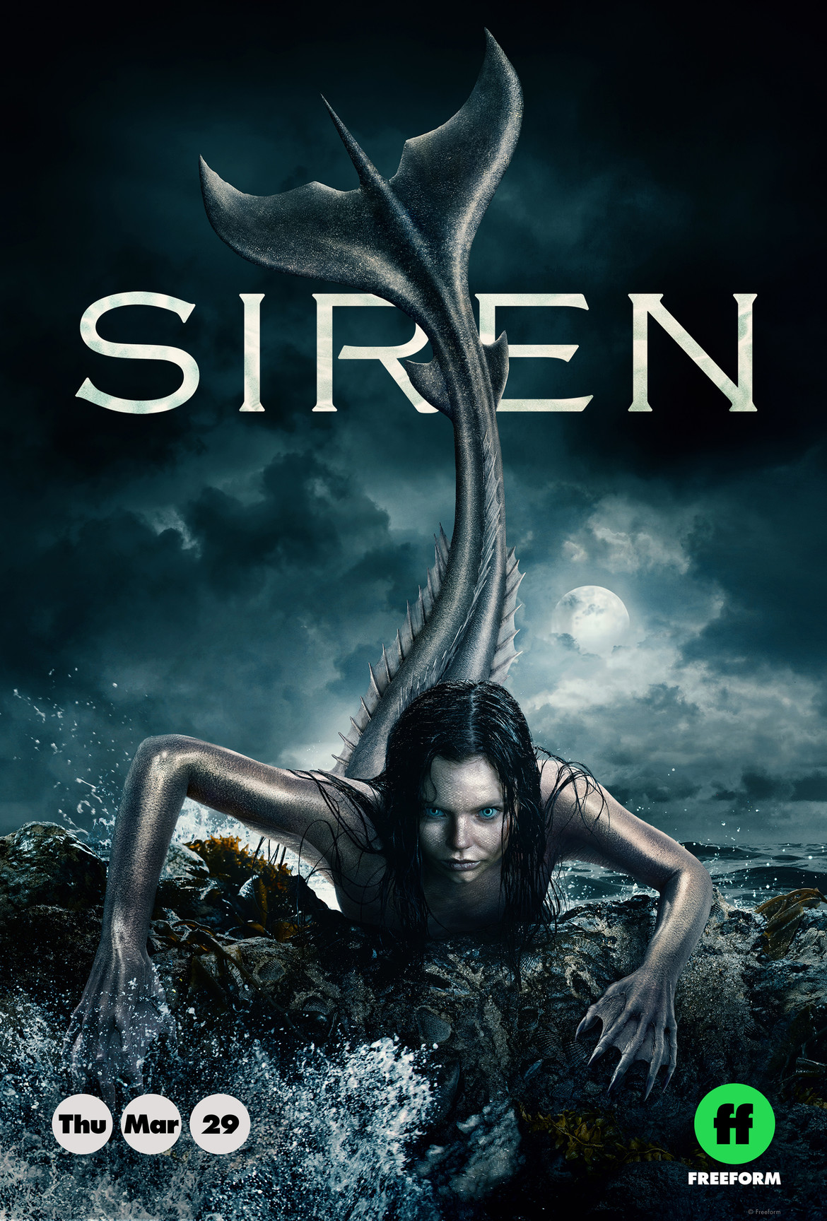 Freeform Siren key art poster