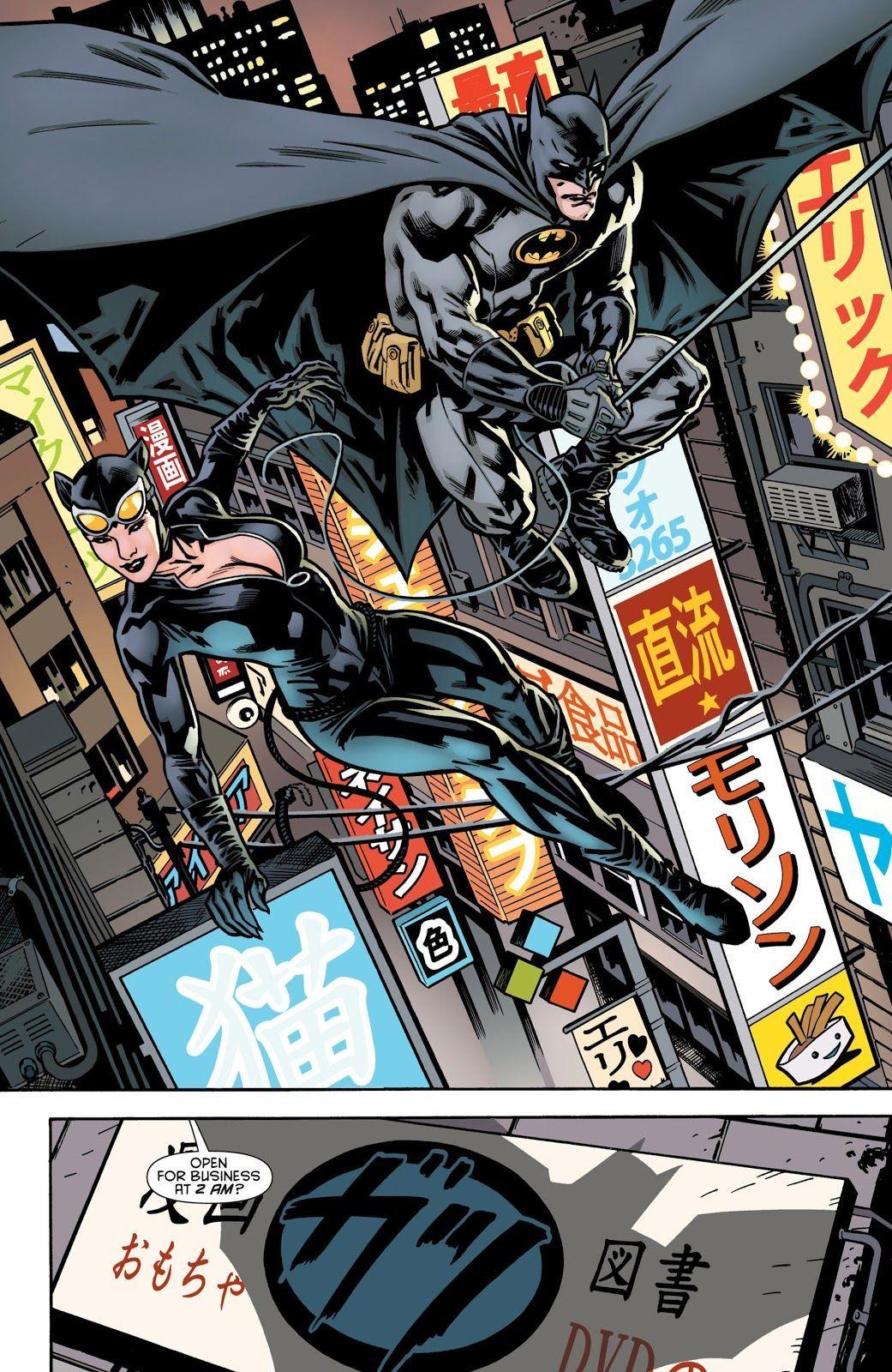 Batman Incorporated #1 (2011)