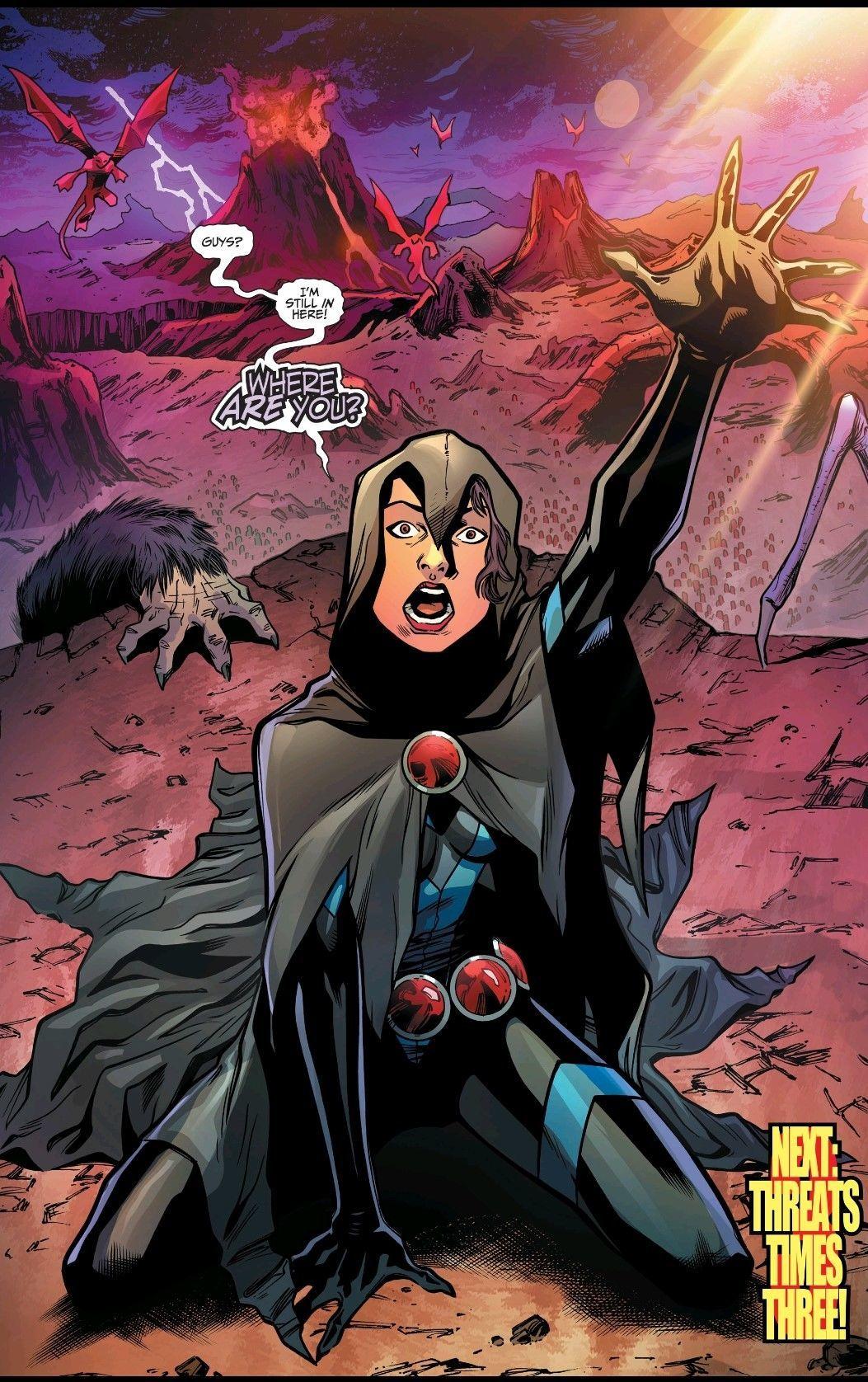 Titans #24 Page 21