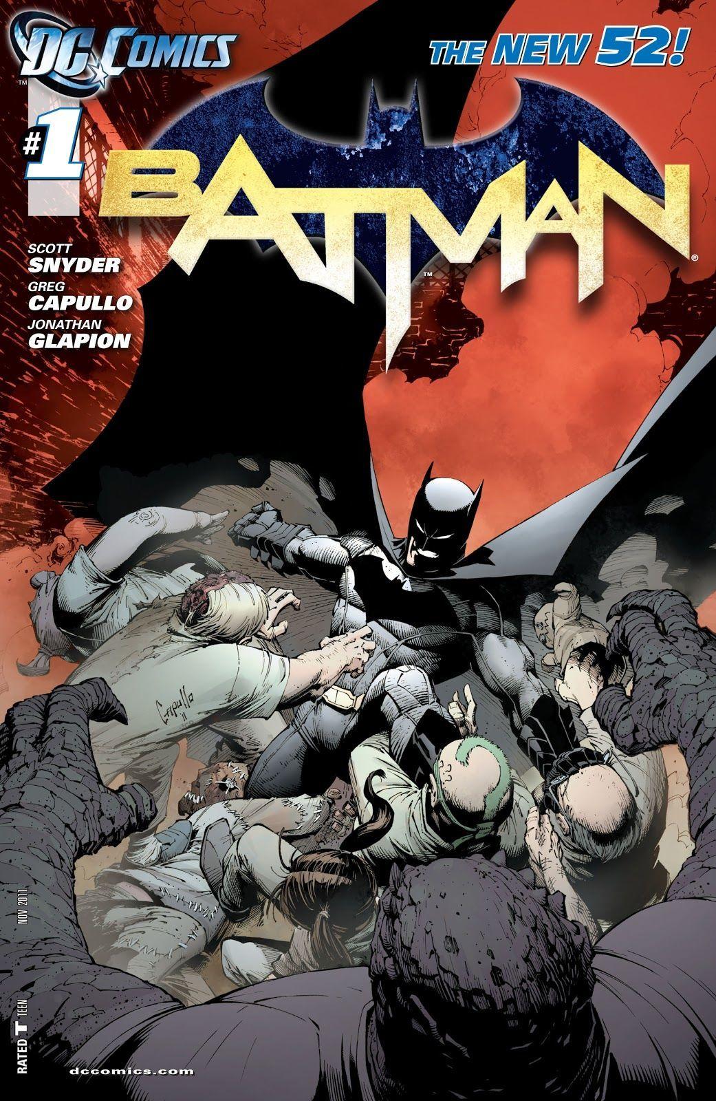 Batman #1 The New 52