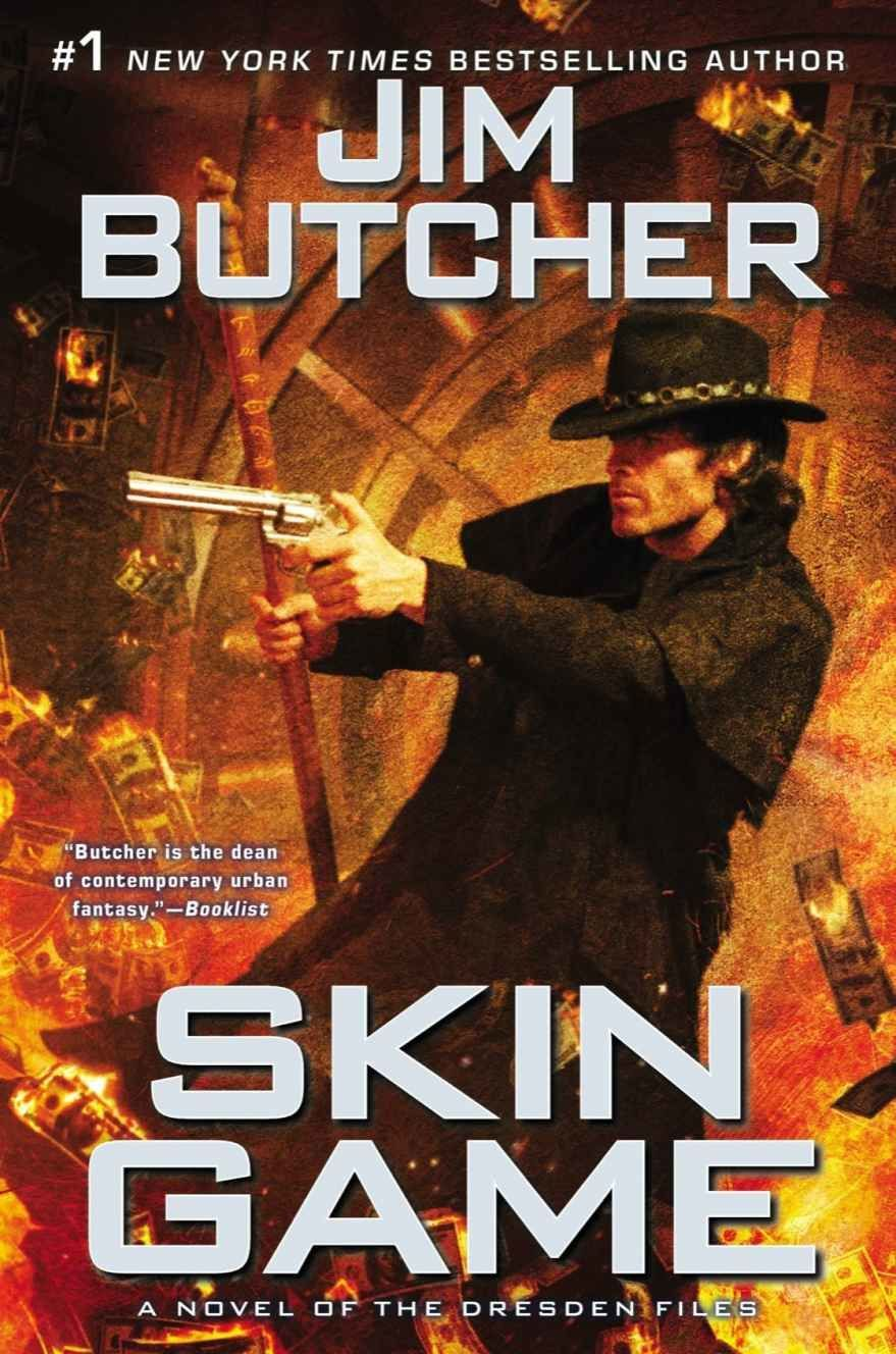 Dresden Files Book 15