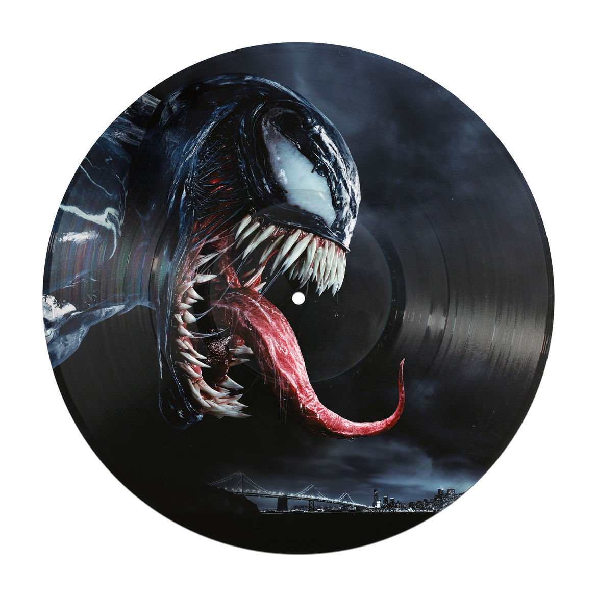 19075897622 Venom OST_12inch_PictureDisc_GD30PD packshot Side A