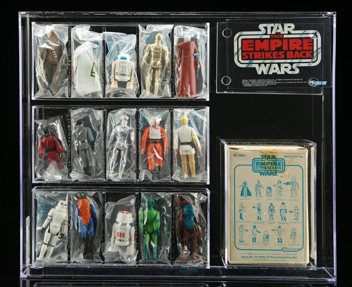1980 Sears Collector Set 1