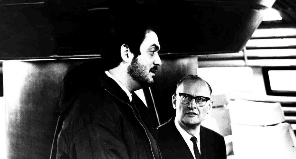 2001 Kubrick and Clarke