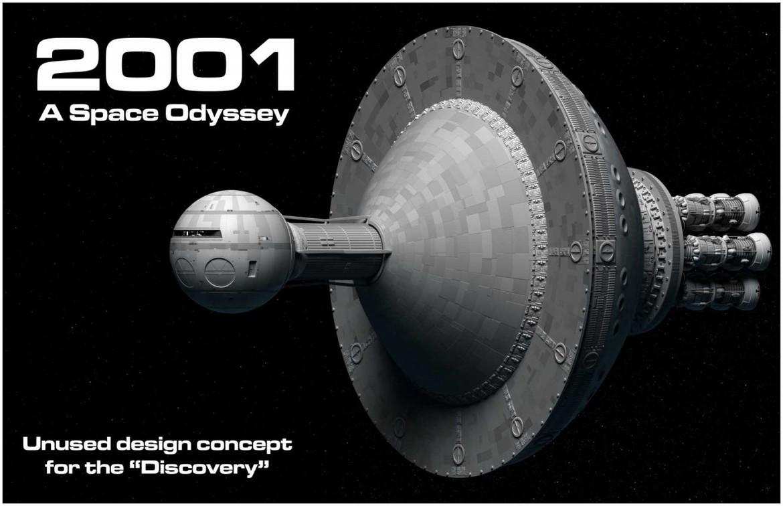 2001 Unused Discovery Design