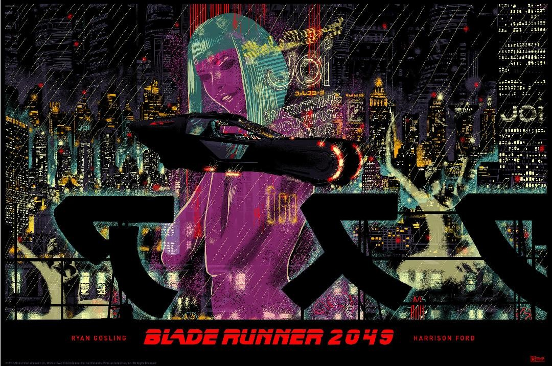 Blade Runner 2049, NYCC exclusive