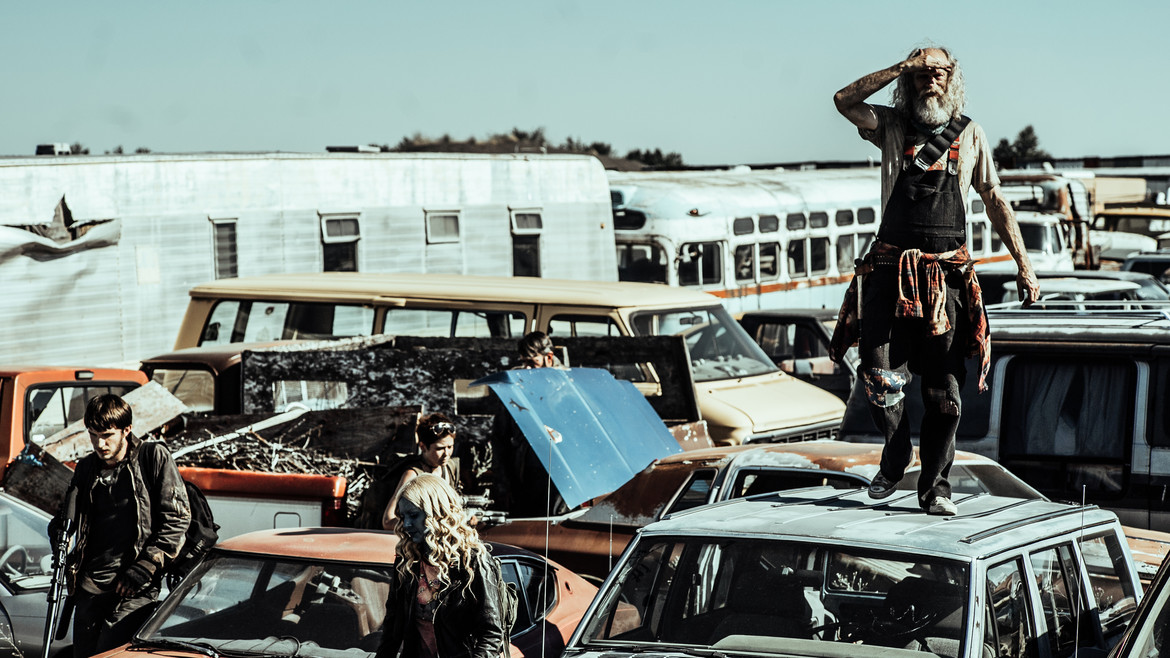 Z Nation's 'A New Mission: Keep Moving'