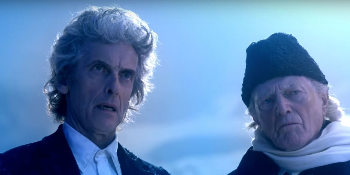 Twice Upon A Christmas Doctor Who.Doctor Who Christmas Special Recap Three Doctors And 709