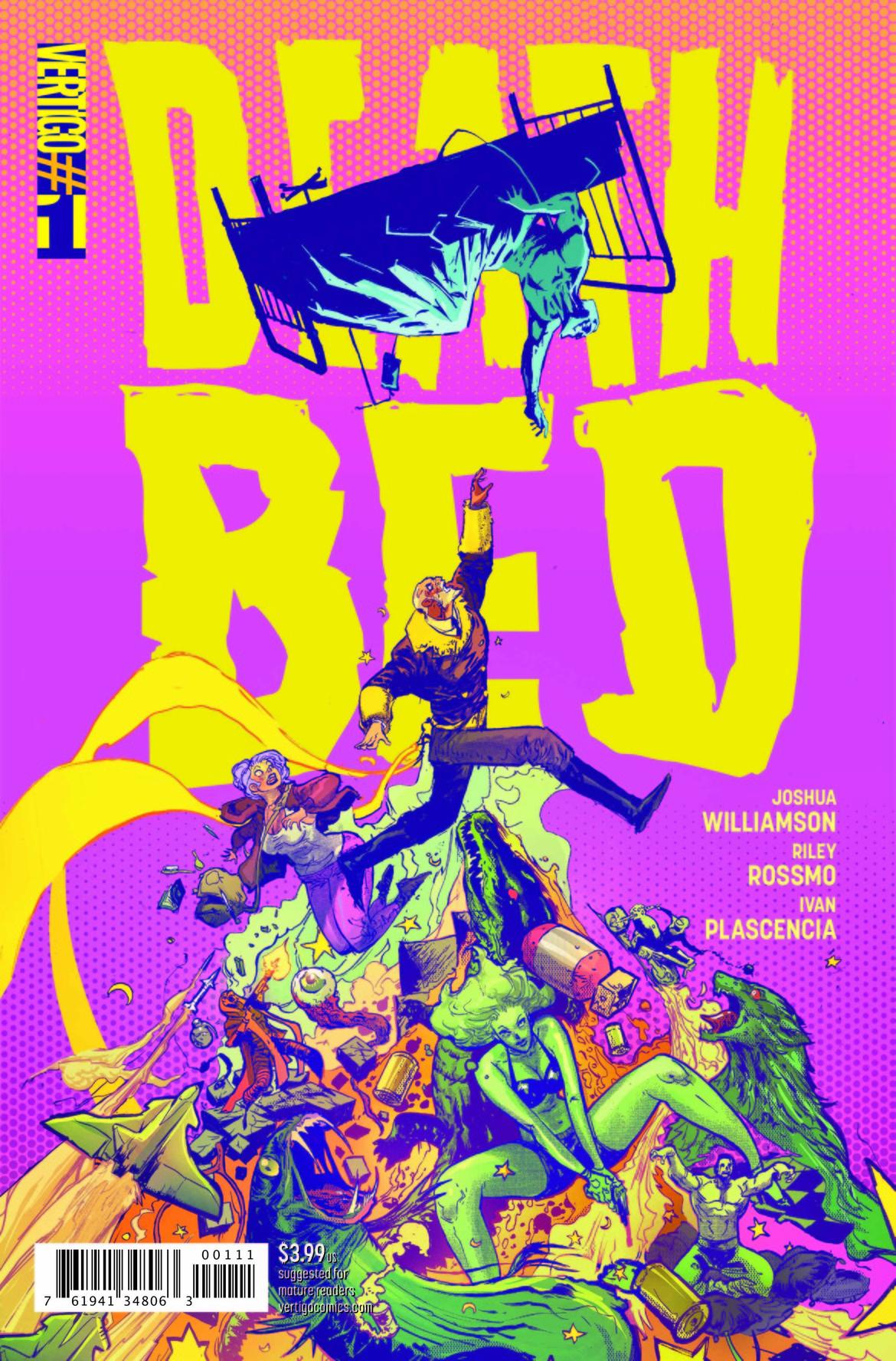 Deathbed Vertigo Comics