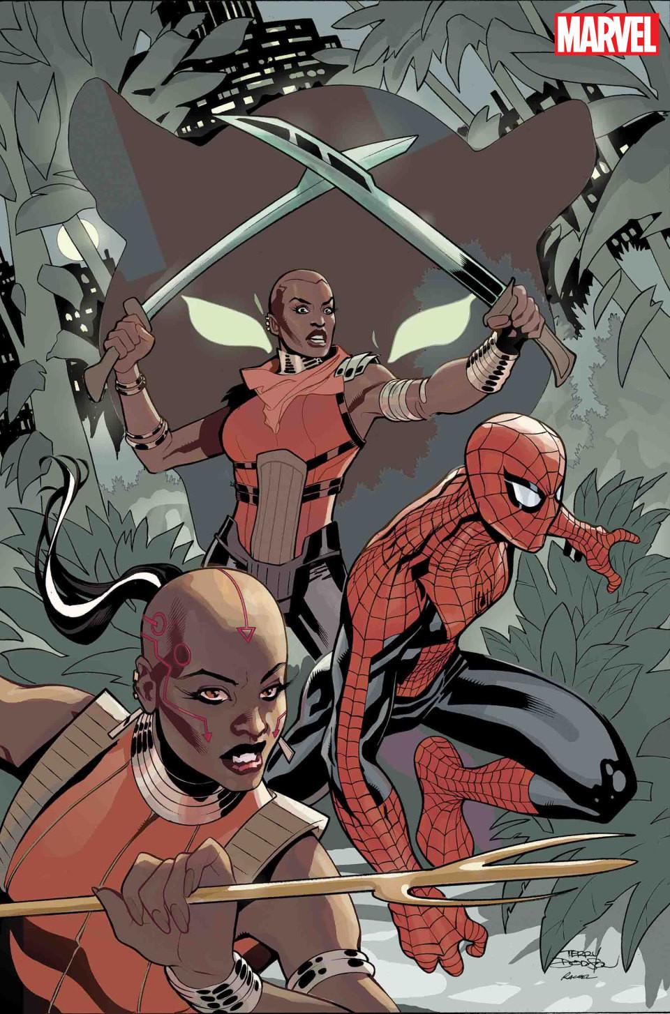 Wakanda Forever: Amazing Spider-Man