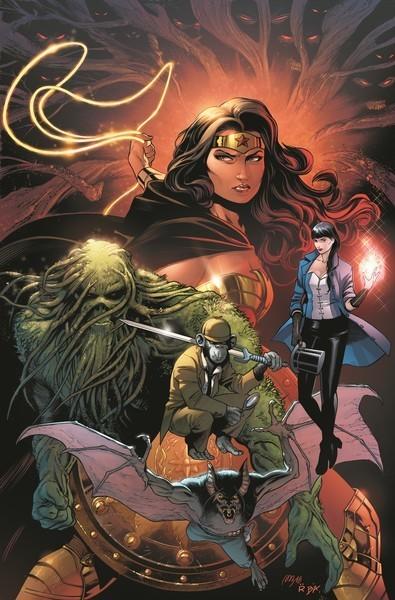 dc justice league dark reboot comic