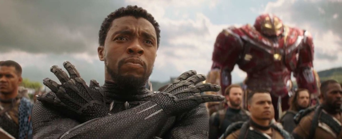 Black Panther, T'Challa, Infinity War