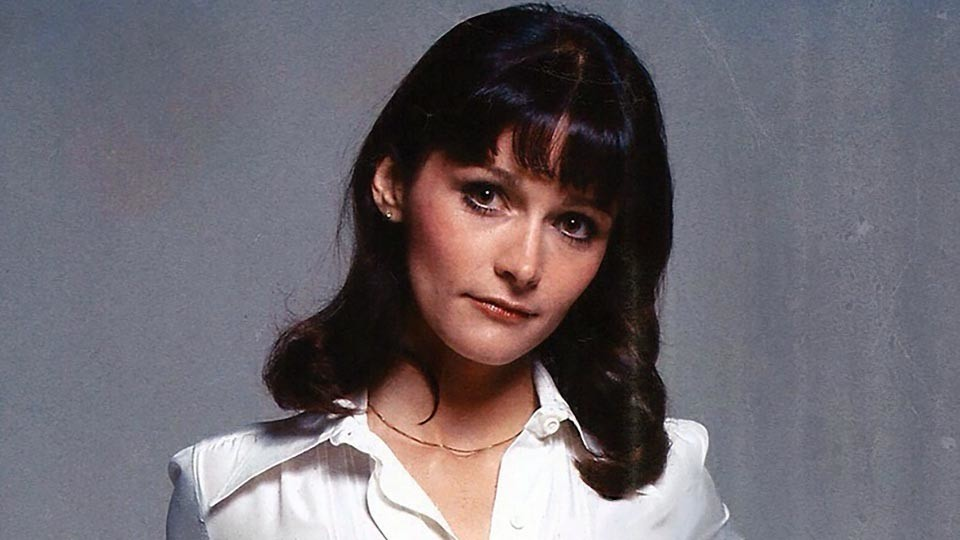 Margot Kidder as Lois Lane hero