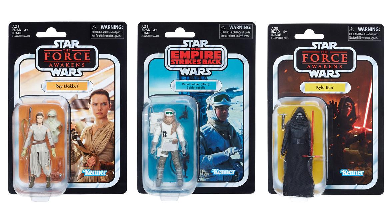 star wars vintage collection