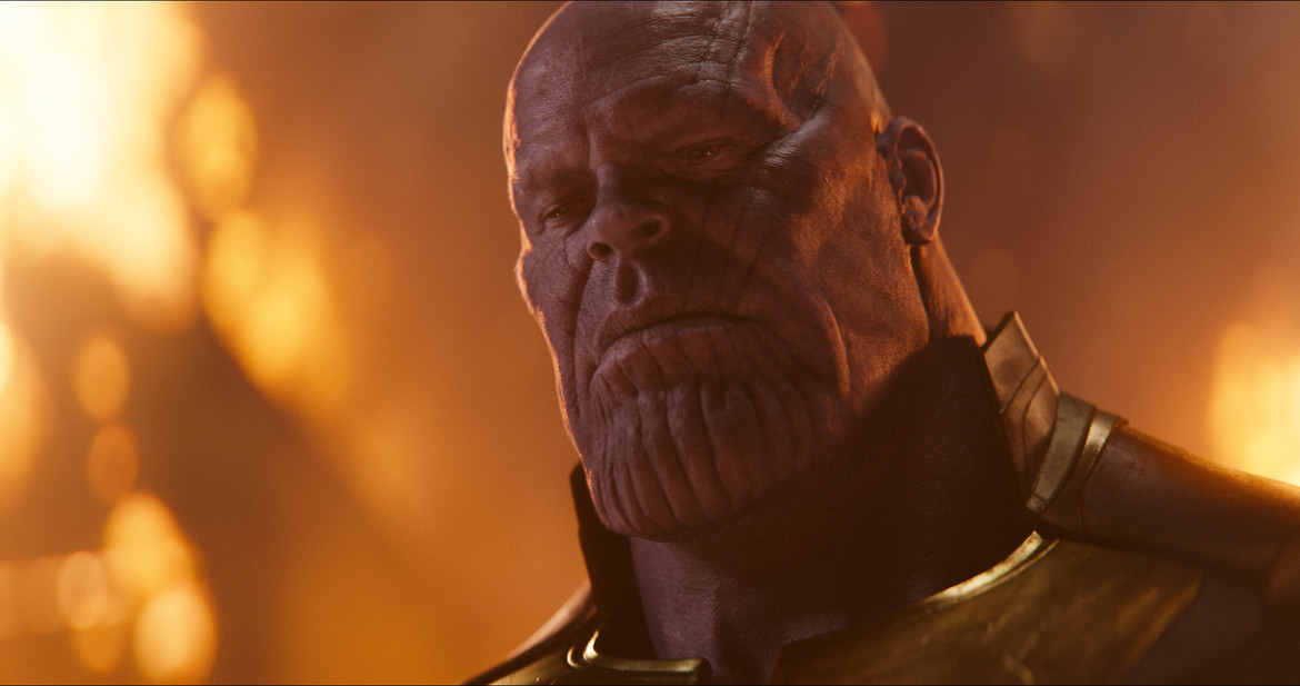Yes, the internet wants to bone Thanos — and we kinda get it